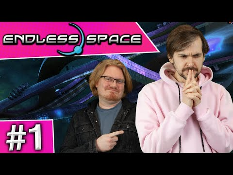 Endless Space: Space, Salt and Spiffing Exploits #1