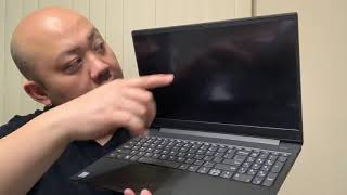 UNBOXING 256GB SSD LENOVO IDEAPAD S340 UNDER RETAIL PICK UP/ IS IT 2018 MACBOOK AIR COMPARABLE???