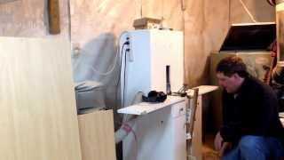 1.homemade Foreman Style Pocket Hole Machine The Plan!!