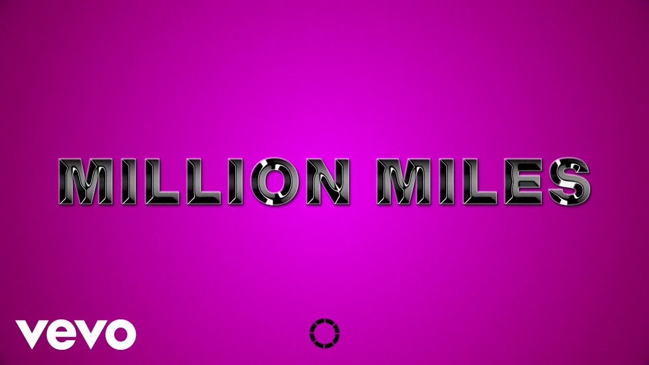 GWYLO - Million Miles (Official Lyric Video)