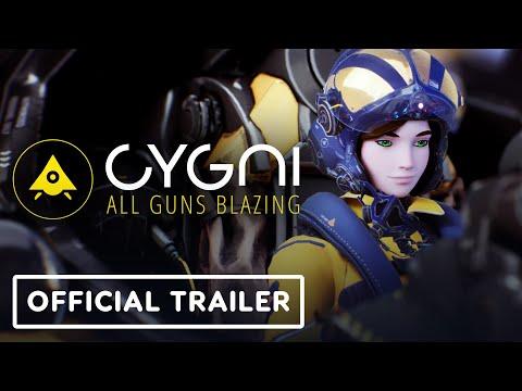 Cygni: All Guns Blazing - Official Announcement Trailer