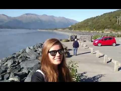 Alaska Road Trip 2k16   Day 1 Anchorage ➝ Homer