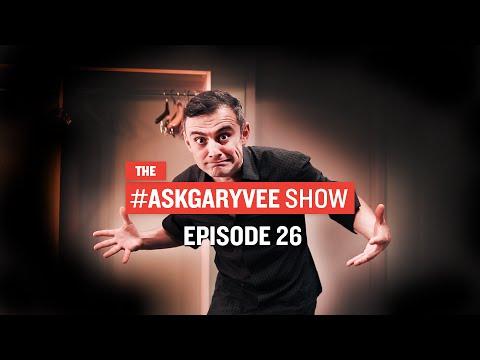 #AskGaryVee Episode 26: Am I an Entrepreneur or Not?