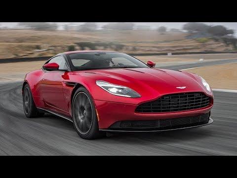 2017 Aston Martin DB11 Hot Lap! - 2017 Best Driver's Car Contender