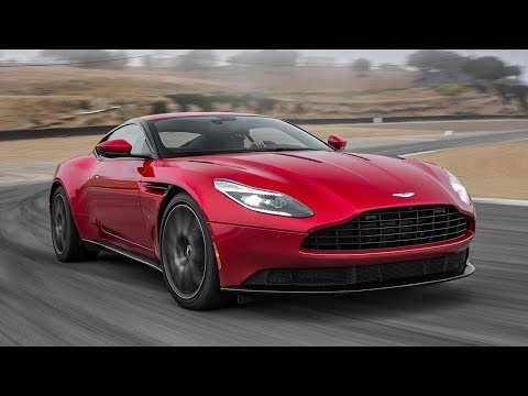 2017 Aston Martin DB11 Hot Lap! - 2017 Best Driver