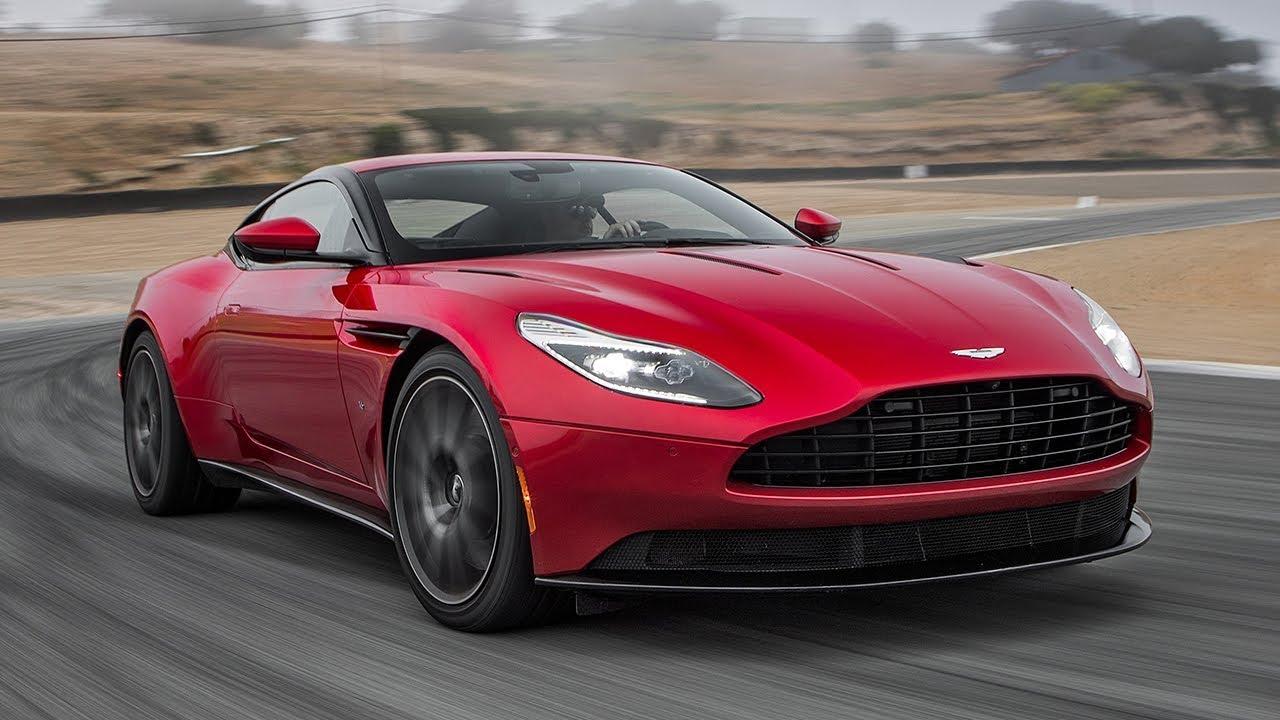 2017 Aston Martin DB11 Hot Lap!
