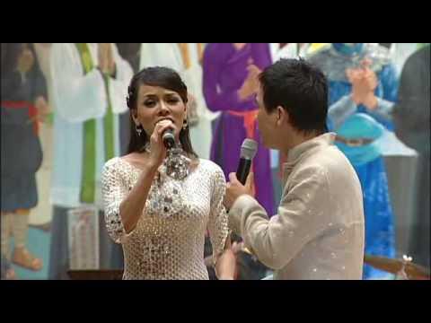 Bang Tam & Dang The Luan - Lien Khuc - LIVE@ Ngay Thanh Mau