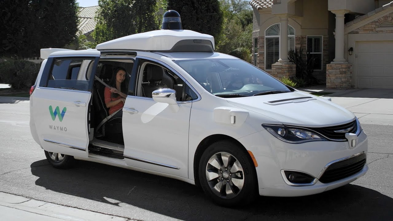 Waymo One Self-Driving Taxi Service Launched in Arizona