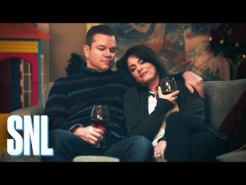 AJ - SNL and Matt Damon Sum Up Best Christmas Ever