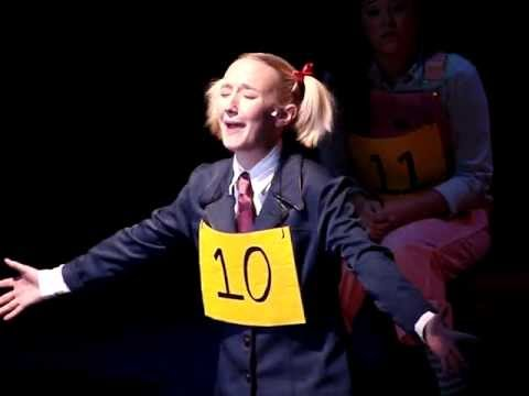 25th Annual Putnam County Spelling Bee - Woe Is Me