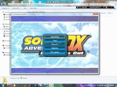Sonic Adventure DX PC Full Version Download