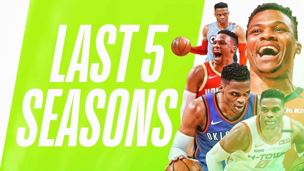 Russell Westbrook BEST Handles & Crossovers | Last 5 Seasons