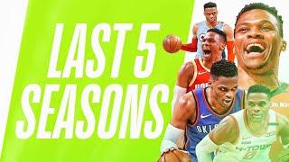 Russell Westbrook BEST Handles & Crossovers   Last 5 Seasons