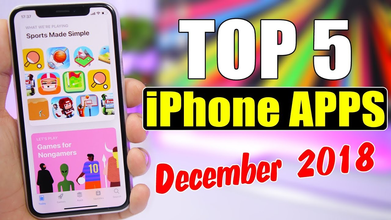 Best Apps For Iphone 5