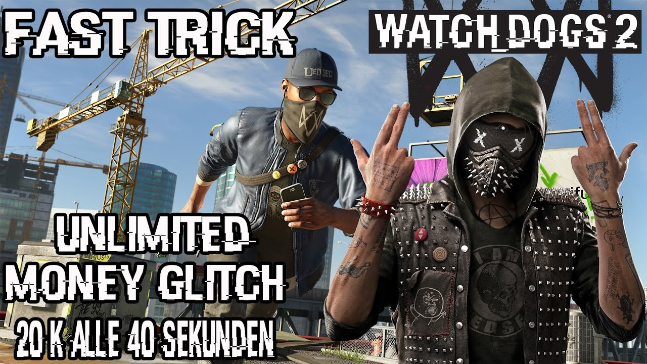 watch dogs how to make money
