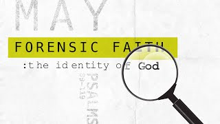 What Can an Old Car Tell Us About God?: Forensic Faith | Riverwood Church