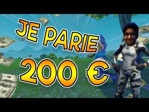 JE PARIE 200 € EN BUILDFIGHT !! (avec Fateu)
