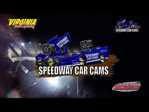 #11 Chase Butler - Open Wheel - 9-16-17 Virginia Motor Speedway - In Car Camera