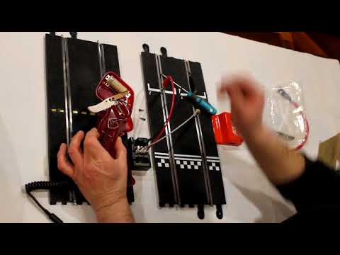 Mandos con freno scalextric, scx, slot, ninco, slot it, scaleauto, parte 2, mantenimiento