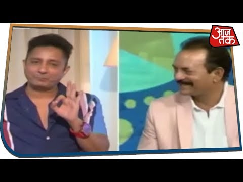 Sukhwinder Singh's message for Team India - 'Kar Har Ground Fateh'
