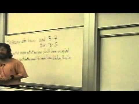 Dr. Robert Sapolsky's lecture about Biological Underpinnings of Religiosity