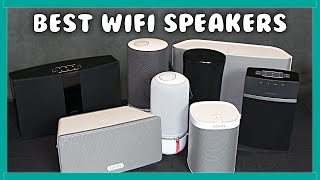 Best WiFi Speakers