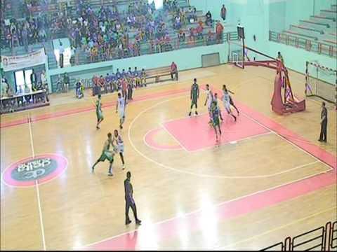 Final Coupe De Tunisie Junior Basketball Jsk Vs Esr Part 1