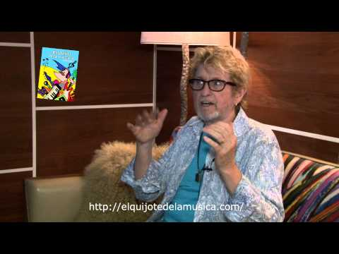 JON ANDERSON Interview, Miami, November 2013