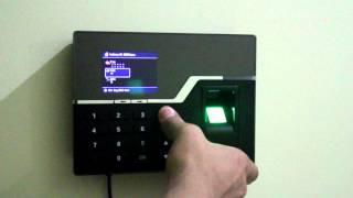Hursoft M400 Parmak İzi - Kart Okuyucu Tanıtım Video Video