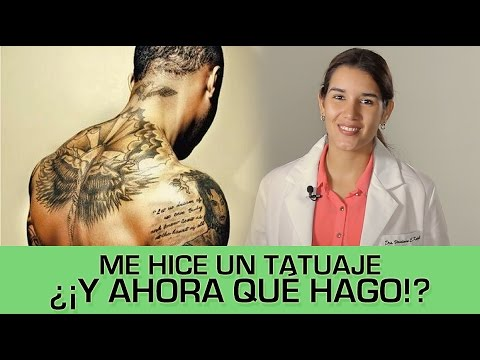 Tatuajes 5 Tips De Cuidados Youtube