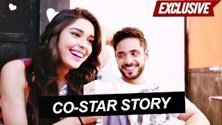 Adnan Khan & Eisha Singh | Co - Star Segment | Ishq Subhan Allah | EXCLUSIVE