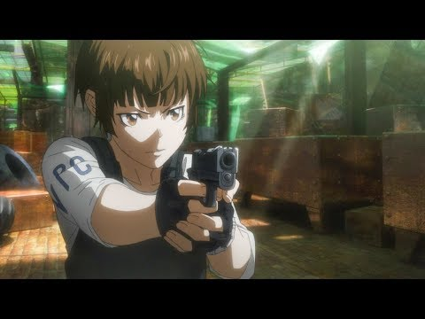 Dubbing Anime Done Right - How Fans Fixed The Psycho-Pass Movie