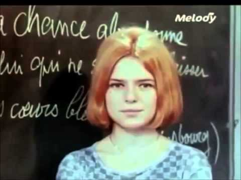 France Gall - Laisse tomber les filles: English French Lyrics