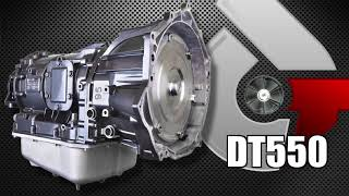 DT550 Built Allison Transmission