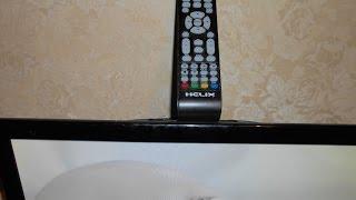 Ремонт пульта ЖК Телевизора HELIX