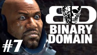 Two Best Friends Play Binary Domain (Part 07)