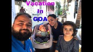 RELAXING TRIP TO GOA (PART 1)