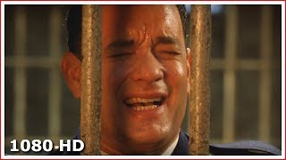 Джон Коффи вылечил охранника тюрьмы | Зелёная миля (1999)