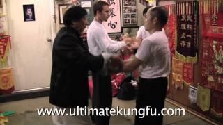 Chiu Chi Ling Chi Sao drills