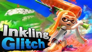 Smash Ultimate - How Inkling's Roller Can Glitch Other Characters