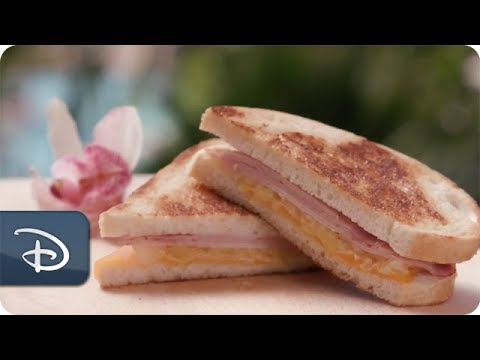 Cooking in Disney Vacation Club Villas: Island Style Grilled Cheese