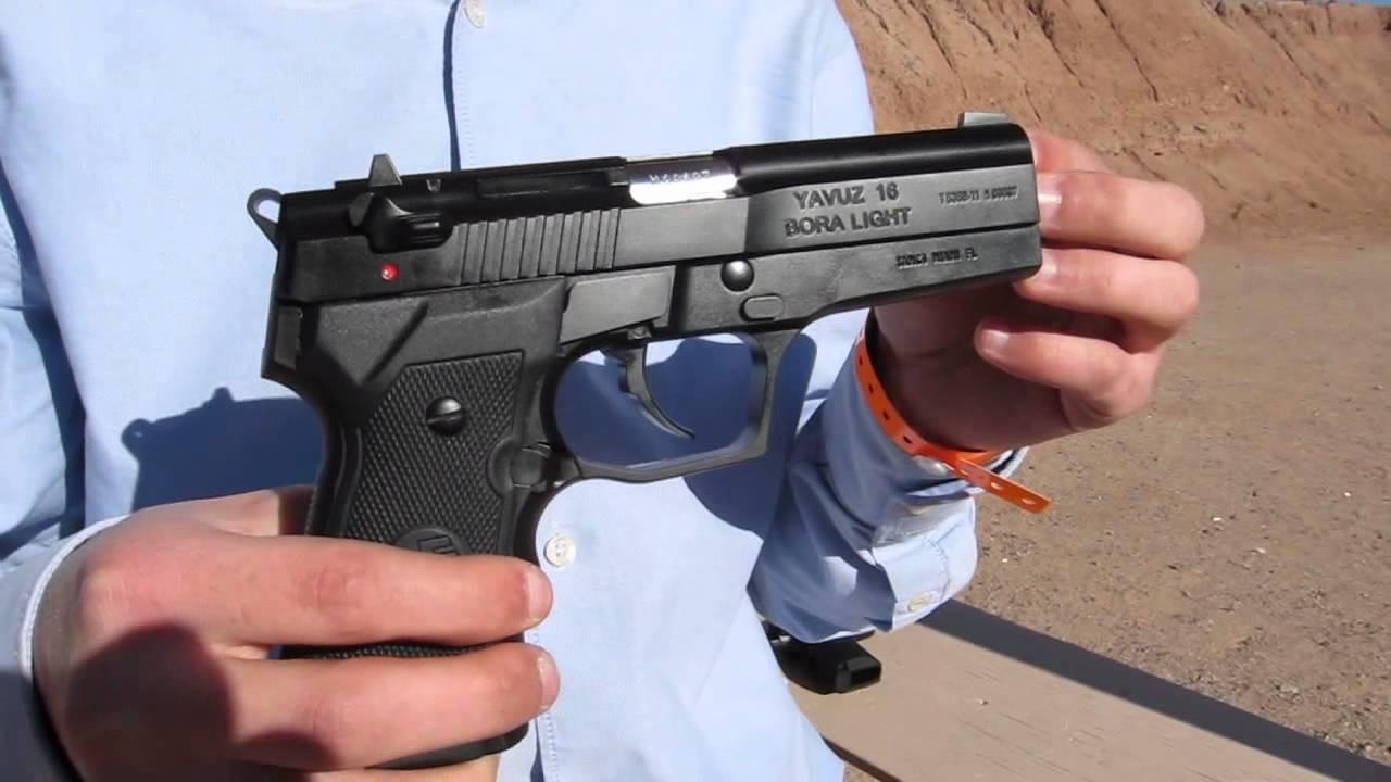 Yavuz 16 pistol (Turkey)