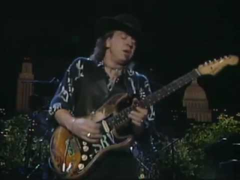Stevie Ray Vaughan & Double Trouble-Tightrope------In Step