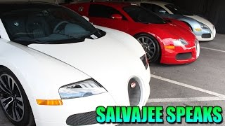 A STORY THAT CHANGED MY LIFE (Salvajee Speaks)