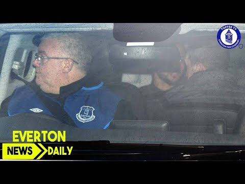 Walcott Set To Be Announced | Everton News Daily