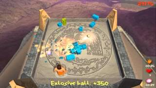 Aztec Ball PC Game   Just some gameplay