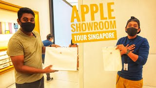 Apple Store Tour Experience ! #Singapore