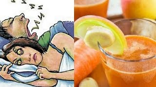 My Husband Stopped Snoring, When I Gave Him This Anti Snoring Remedy