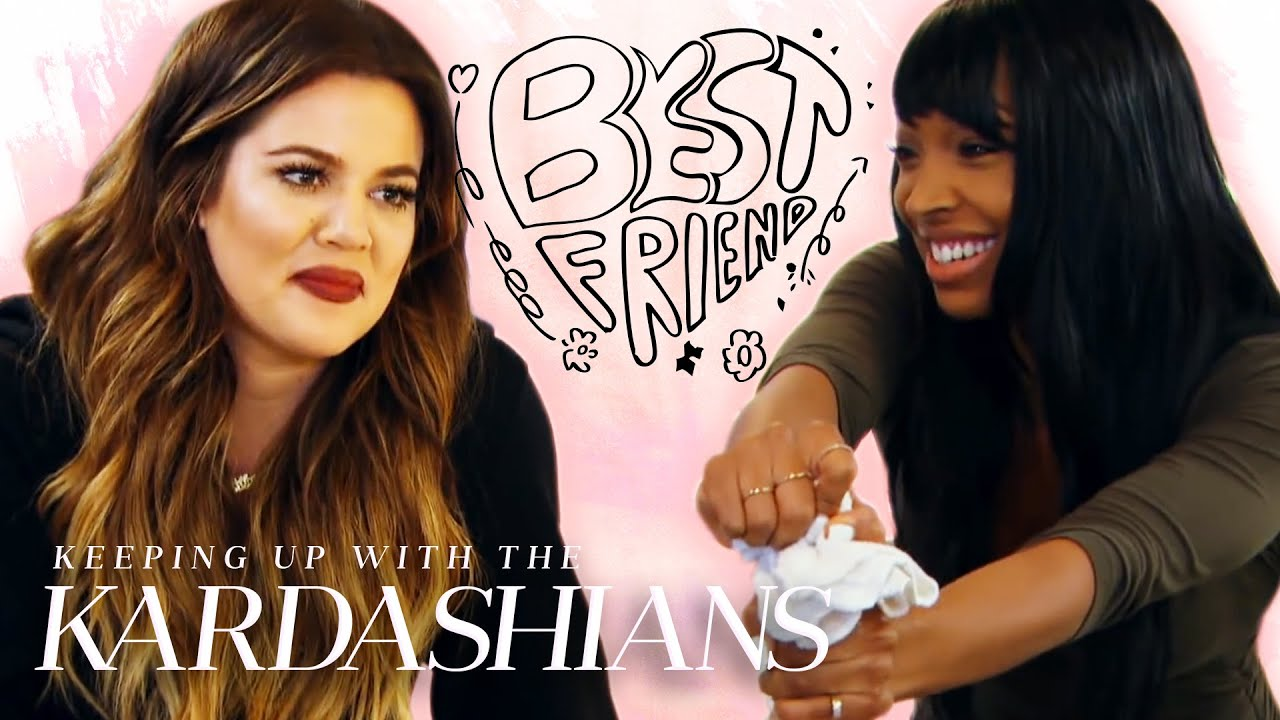 Download 7 Times Khloé Kardashian & Malika Haqq Were Best Friend Goals | KUWTK | E!