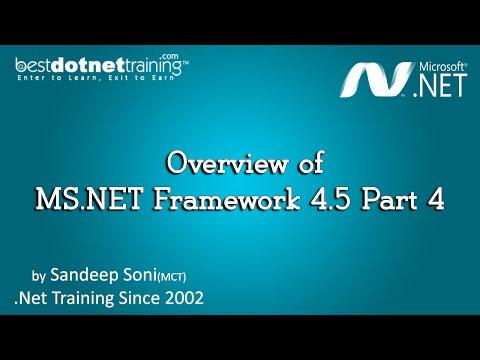 MS .NET Framework Tutorial 4.5 - Understanding MSIL and PE - Part 4